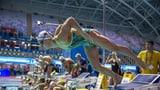 Ugolkova steht im Halbfinal über 200 m Lagen