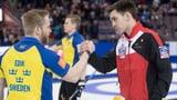 Schweizer Männer beginnen mit zwei Niederlagen (Artikel enthält Video)
