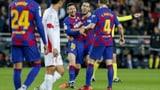 Barça und Real top, Juve flop (Artikel enthält Video)
