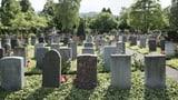 Was geschieht mit alten Grabsteinen? (Artikel enthält Audio)