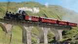 Das Aarauer Kompetenzzentrum für historische Bahnwagen feiert (Artikel enthält Audio)