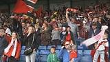 Video «Der FC United of Manchester in der Schweiz («sportlounge» vom 26.5.2014)» abspielen