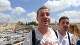 Video «Blindflug – Yves und Jonas in Jerusalem (3/3)» abspielen