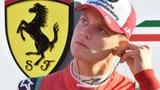 Mick Schumacher in der Ferrari-Academy
