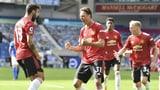 Penalty nach dem Schlusspfiff: Bruno Fernandes rettet ManUnited