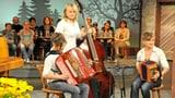 Video «Nachwuchs: Echo vom Ürnerländli» abspielen