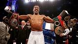 Joshua bleibt Schwergewichts-Weltmeister