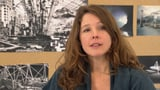 Video «Schwarzmalerei – Monica Ursina Jägers Freude an der Düsternis» abspielen