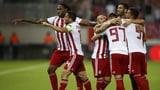 Olympiakos Piräus in Torlaune – Dinamo Zagreb souverän (Artikel enthält Video)