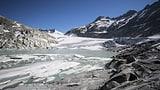 So schlecht geht es den Schweizer Gletschern (Artikel enthält Audio)