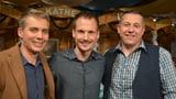 Video «Jass-Arena statt Polit-Arena für Jonas Projer» abspielen