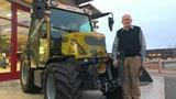Sepp Knüsel aus Küssnacht will mit dem E-Traktor durchstarten (Artikel enthält Audio)