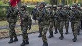 Amherd will Armee-Budget auf fast 6 Milliarden aufstocken (Artikel enthält Video)