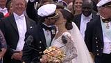 Schweden-Hochzeit: Wir zeigen die schönsten Momente (Artikel enthält Video)