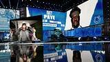 Kwity Paye: Der grosse Traum von der NFL geht in Erfüllung (Artikel enthält Audio)