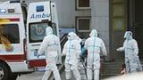 Virus breitet sich in China unerwartet schnell aus (Artikel enthält Video)