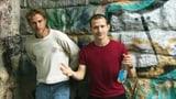 Max Hubacher & Joel Basman: Feuer und Flamme fürs Schweizer Kino (Artikel enthält Video)