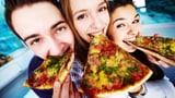 Video ««Intuitives Essen», Rotes Fleisch, Velohelme, Medizin-Nobelpreis» abspielen