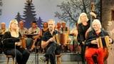 Video «Schwyzerörgelitrio Schmidig-Wachter» abspielen