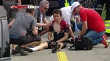 Thomas muss Tour de Suisse aufgeben (Artikel enthält Video)