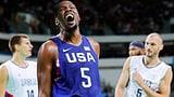 Bei Durant-Show: USA demontieren im Basketball-Final Serbien (Artikel enthält Video)