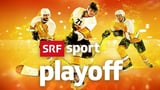Welche Spiele zeigt SRF in den Eishockey-Playoffs?