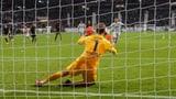 Eintracht und Sow dank Penalty-Dusel zum Punktgewinn