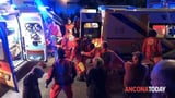 6 persunas moran tar panica en discoteca ad Ancona