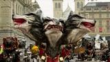 32'000 Fasnächtler am Wey-Umzug (Artikel enthält Audio)