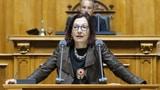Yvonne Gilli will auf der grünen Welle ins Bundeshaus zurück (Artikel enthält Audio)