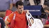 Raonic gibt Forfait für die US Open