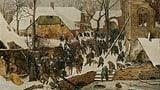 Wie die Schneeflocke aufs Bild kam (Artikel enthält Audio)