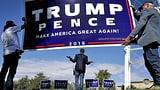 Ermittlungen gegen Trump-Team nicht politisch motiviert (Artikel enthält Video)
