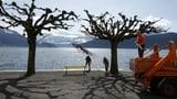 Luzern sperrt Flanierzonen und baut Sitzbänke ab (Artikel enthält Audio)