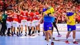Dänemark wirft Schweden aus dem Turnier