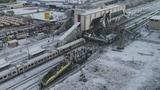 Unglück von Hochgeschwindigkeitszug in Ankara (Artikel enthält Video)