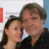 Barbara Horvath und Helmut Berger
