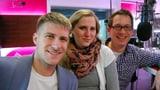 Die Heilsarmee im Hitparaden-Interview: «Wir wollen rocken» (Artikel enthält Audio)