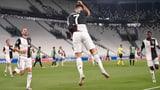 Ronaldos Elfer-Doppelpack sichert Juve einen Punkt gegen Atalanta