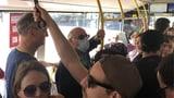 Wanderer zusammengepfercht im Postauto (Artikel enthält Audio)