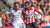PSV Eindhoven kennt den Schweizer Fussball (Artikel enthält Video)