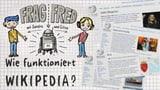 Video «Frag Fred: Wie funktioniert Wikipedia? (4/6)» abspielen