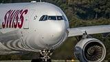 Swiss streicht alle Flüge nach China