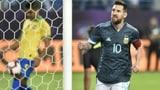 Messi schiesst Argentinien im 2. Versuch zum Sieg