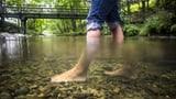 Kneippen – mehr als Wassertreten (Artikel enthält Audio)