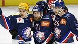ZSC Lions dank Schweden-Power auf Platz 2 (Artikel enthält Video)