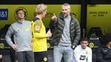 BVB will es in Amsterdam «nicht ausarten lassen» (Artikel enthält Video)