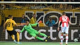 Hoarau hält YB-Hoffnung auf Champions League am Leben