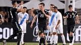 Argentinien startet mit lockerem Sieg in Nach-WM-Ära (Artikel enthält Video)