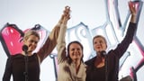 Drei Frauen gegen einen Diktator (Artikel enthält Audio)